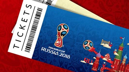 Tickets Mondial : Plus d'un million de demandes en 24 heures