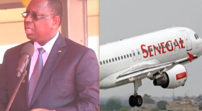 Air Sénégal S.A se dote de deux Airbus 330 néo / Le contrat sera signé dans quelques jours (Macky Sall)