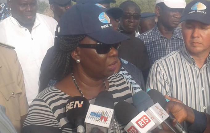 Affaire Zircon de Casamance : Le ministre des mines et de la géologie rassure les populations