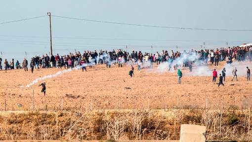 Un premier Palestinien tué à Gaza