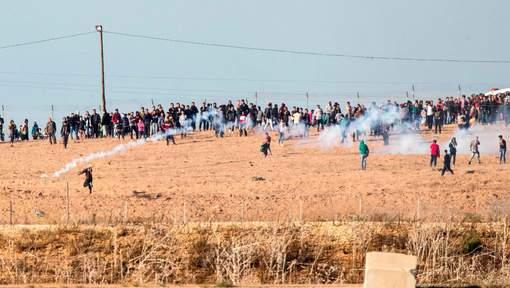 Un deuxième Palestinien tué à Gaza par des tirs israéliens