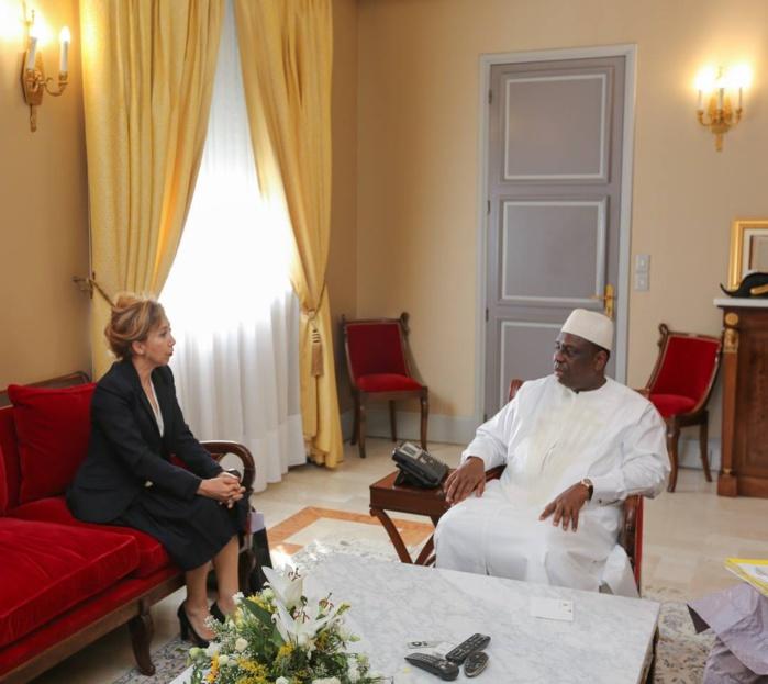 AUDIENCE AU PALAIS : Macky Sall a reçu l'Ambassadeur de Turquie en fin de mission