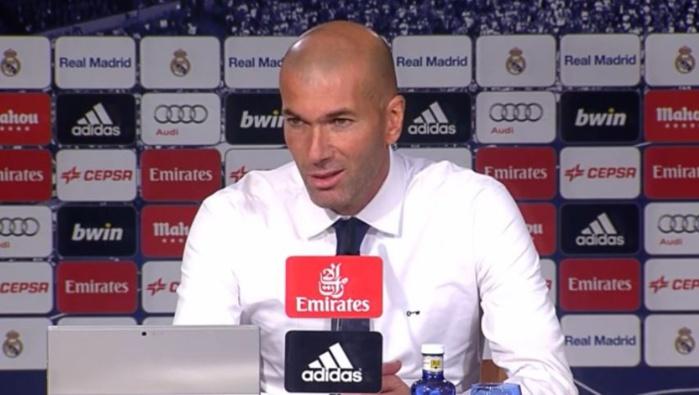Zidane catégorique pour Ronaldo : « Il va rester et terminer sa carrière ici.»