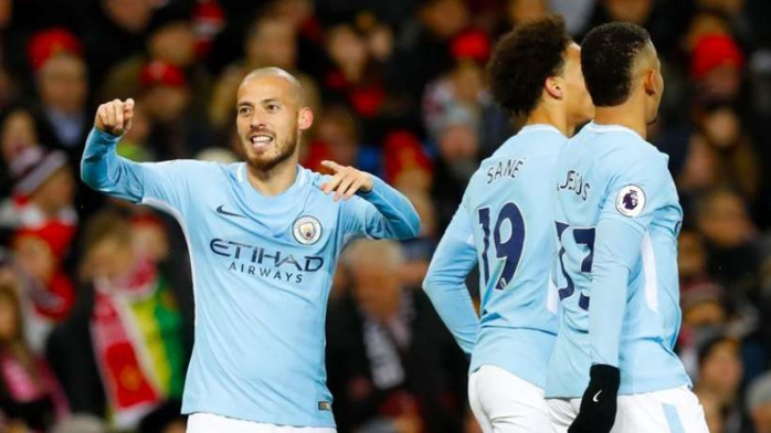 Premier League : Manchester City s'offre le derby et largue United !