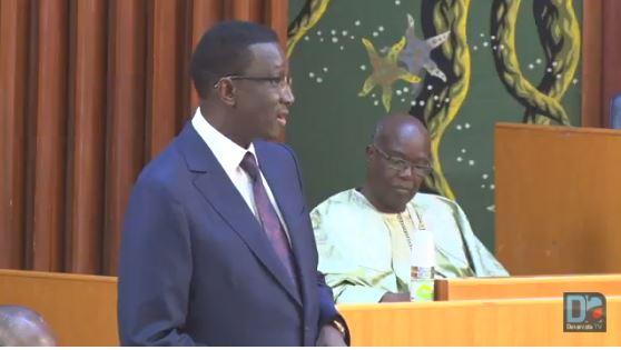 """Amadou Bâ à l'Assemblée nationale : """"Le Franc CFA c'est notre monnaie (...) la France assure sa convertibilité mais n'y gagne pas grand chose"""""""