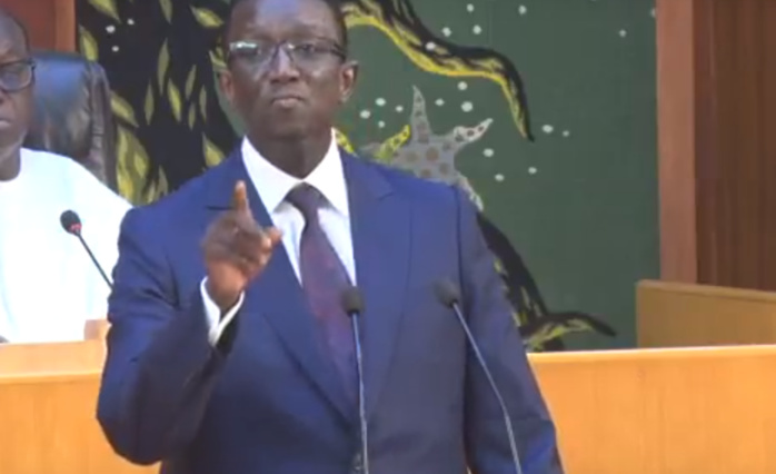 Amadou Ba raille Mamadou Lamine Diallo : « Avant, on reprochait au Sénégalais de regorger d'experts qui peinent à appliquer ce qu'ils écrivent. Je sais que vous avez beaucoup écrit, mais… »