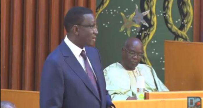 Dernière minute : le Pudc hérite de 40 milliards de F Cfa de la Bid (Amadou Ba )