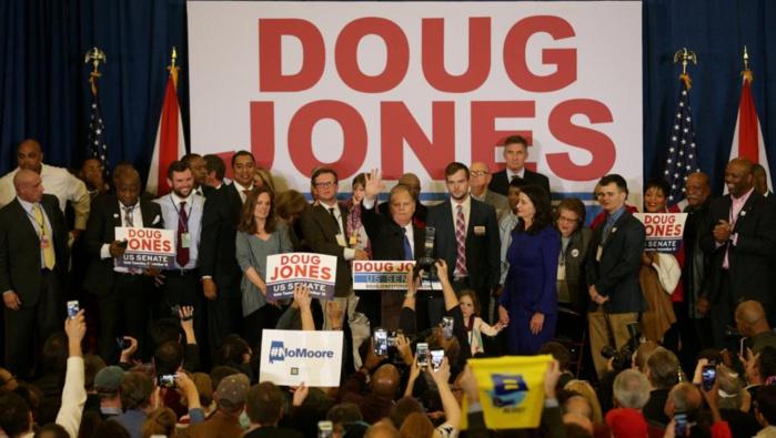 ÉTATS-UNIS : Victoire démocrate en Alabama, défaite majeure pour Trump