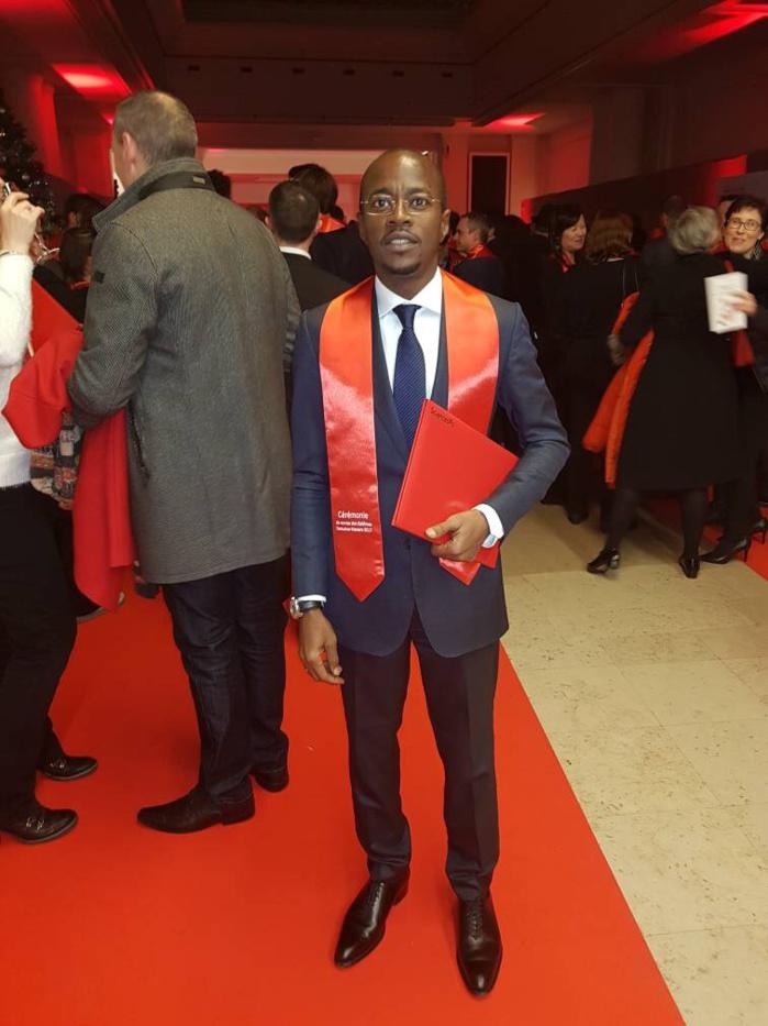 PARIS : Abdou Mbow et Birane Ndour reçoivent leurs diplômes de Master à SciencesPo.