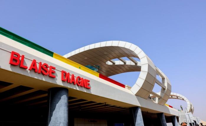 L'Aéroport International Blaise Diagne a officiellement démarré ses activités le jeudi 7 décembre 2017.