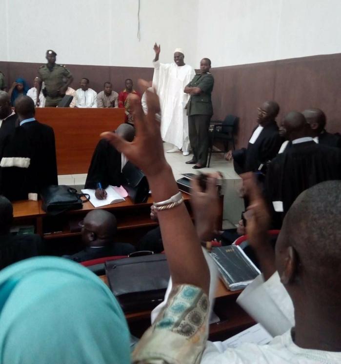 Procès : Renvoyée en audience spéciale, l'affaire Khalifa Sall jugée le 3 janvier