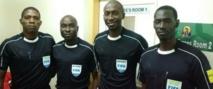 Les arbitres sénégalais Malang Diédhiou, Maguette Ndiaye vont officier au CHAN 2018