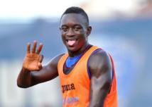 ASSE : Assane Dioussé a repris l'entraînement collectif