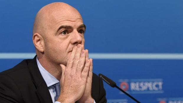 Le président de la FIFA Gianni Infantino accusé de corruption