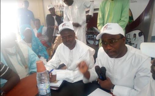 Latmingué : Le Dr Macoumba Diouf décroche la signature d'une convention de financement de 50 millions pour les jeunes et les femmes de sa commune.