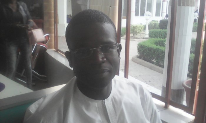 """Abba Mbaye, président de la commission scientifique : """" S'ils veulent nous exclure, pourquoi attendre janvier 2018? Ils veulent tout simplement attendre que Khalifa Sall soit condamné pour soit disant nous exclure..."""""""