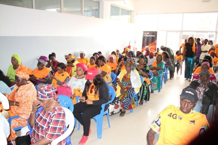 Sonatel investit massivement dans le Sud du Sénégal et fait entrer Ziguinchor dans l'ère de l'internet mobile haut débit (4G)
