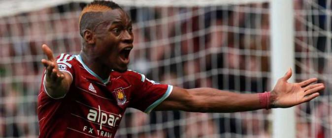 Premier League: Diafra Sokho buteur avec West Ham (Stoke City 0-3 West Ham)