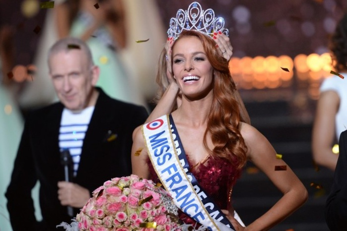 Miss France 2018 est Miss Nord-Pas-de-Calais