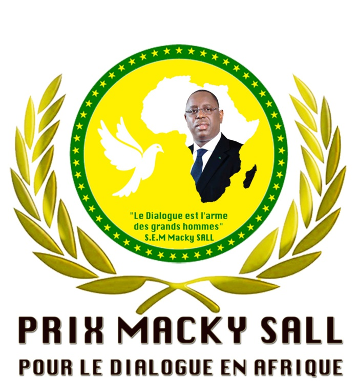 Prix Macky Sall pour le dialogue en Afrique : La cérémonie de remise officielle prévue ce Jeudi 21 Décembre à Ouagadougou