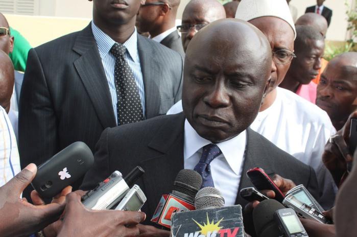 LOUGA/ Idrissa Seck chahute la gestion de Macky Sall.