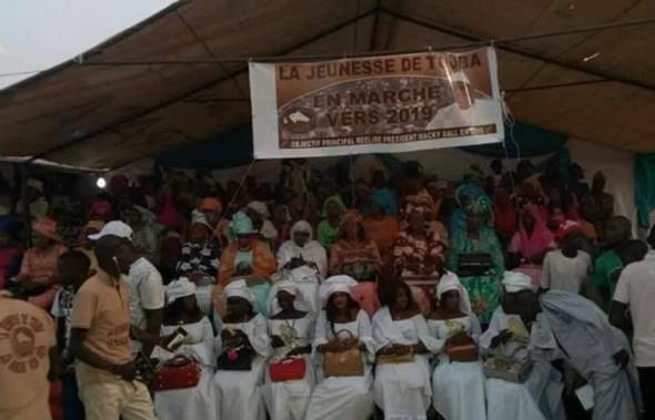 TOUBA-MBACKÉ / Les jeunes se mobilisent pour réélire Macky, les adultes manquent à l'appel