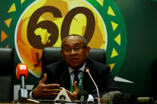 Le président de la CAF Ahmad à la fois menaçant et rassurant concernant la CAN 2019 au Cameroun