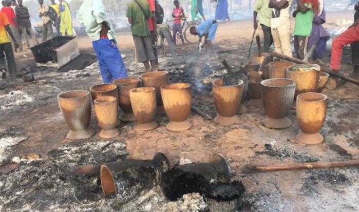Kaffrine : Les biens du chef religieux de Médinatou Mounawara ravagés par un violent incendie