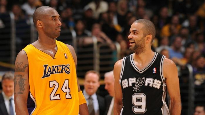 NBA : Le Français Tony Parker dépasse Kobe Bryant