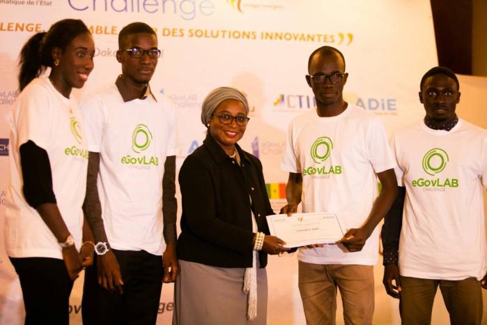 Cérémonie de remise des distinctions aux lauréats du eGovLAB Challenge (Images)