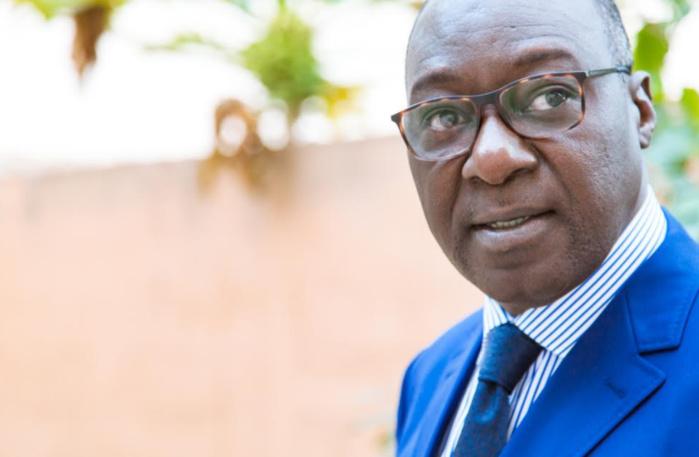Habib Ndao dégaine sur Mamadou Lamine Diallo : ' Les Dieux sont tombés sur la tête '