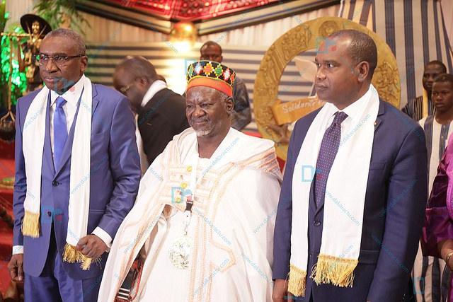 Remise du Prix Macky Sall pour le dialogue en Afrique : Me Sidiki  Kaba rend hommage à  Sa Majesté le Moro Naaba (Allocution)