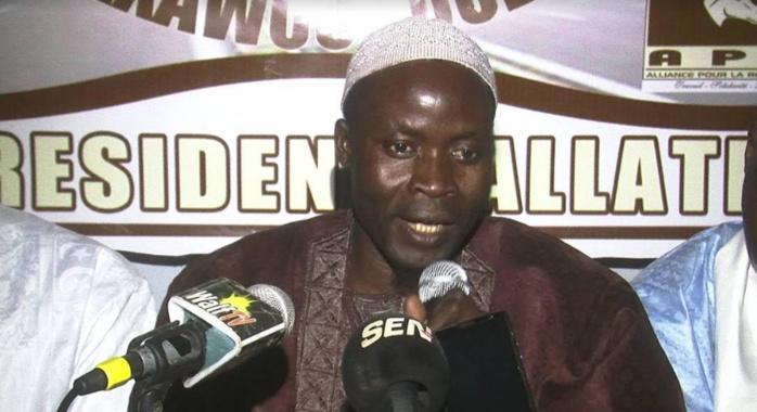 """Serigne Moustapha Bousso sur les défaites de Macky à Touba : """" Il n'a pas encore frappé aux bonnes portes '"""