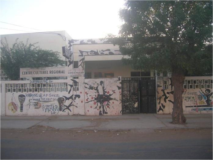 FESNAC / Le Centre Culturel de Louga porte désormais le nom de Mademba  Diop
