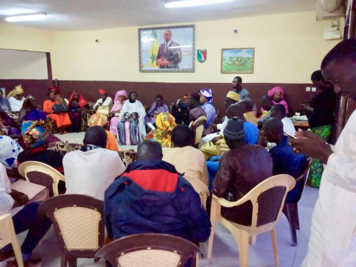 PRÉSIDENTIELLE 2019 : Mr. Abdou Karim Sall compte beaucoup sur les femmes de BBY de Pikine pour remporter largement le scrutin dans le département