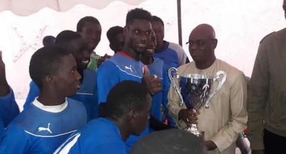 """Sada Diallo, Président du Mouvement Sicap Debout : """" La jeunesse doit se reconnaître à travers ses leaders. """""""