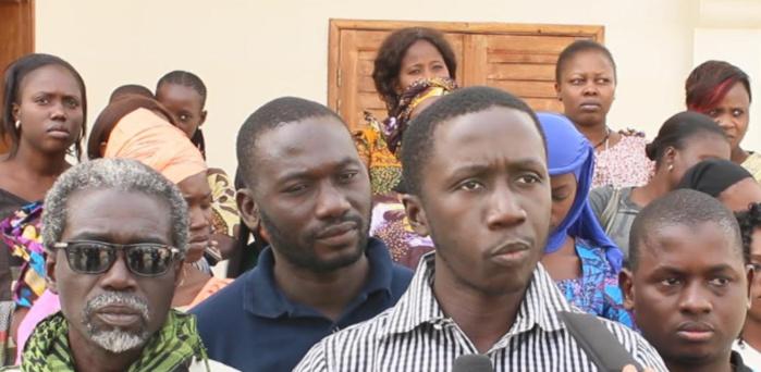 ZIGUINCHOR : Les agents de santé recrutés par l'Etat et la JICA réclament 7 mois de salaire