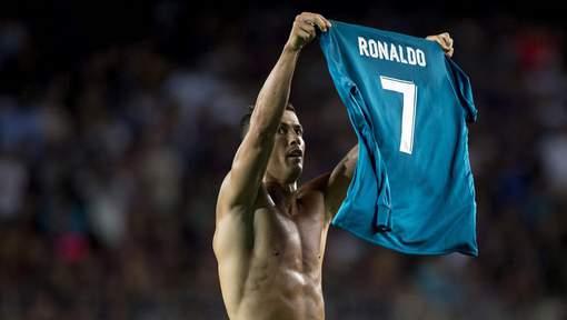 Cristiano Ronaldo sportif de l'année