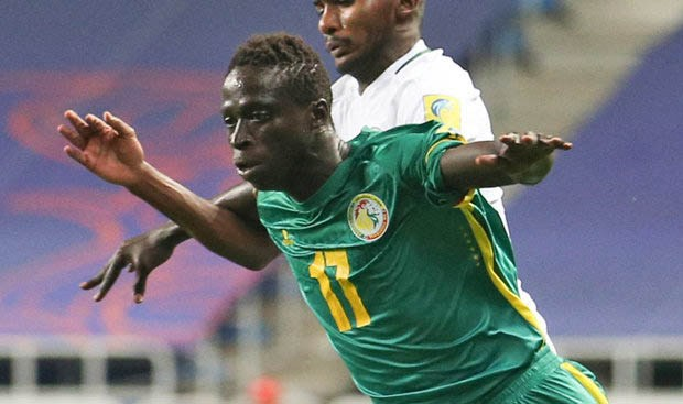 FOOTBALL : Krépin Diatta invité aux CAF Awards (officiel)