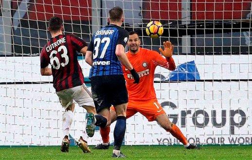 COUPE D'ITALIE : L'AC Milan élimine l'Inter et passe en demi-finale