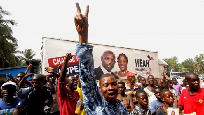 George Weah président du Liberia : chronique d'une victoire annoncée