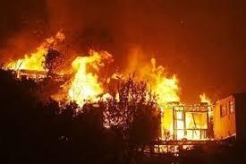 Kaffrine : une douzaine de maisons ravagées par un incendie à Daga Balla