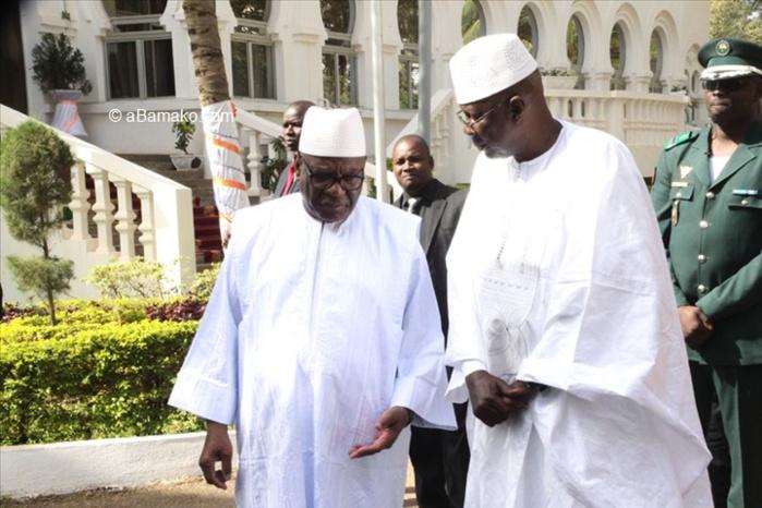 Mali: le président Ibrahim Boubacar Keita a accepté la démission du premier ministre Abdoulaye Idrissa Maiga et celle de son gouvernement