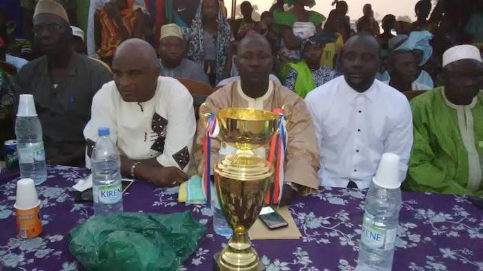 1ère édition de la coupe du maire de Kahène : Le parrain dégaine plus de 2 000 000 F CFA