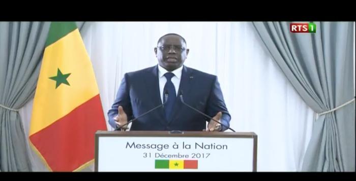 """Crise en Casamance : Macky Sall pour """"une paix définitive, sans vainqueur, ni vaincu"""""""