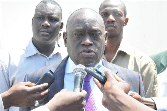 Reprise du procès de Khalifa Sall : Me El Hadji Diouf entre les mains de Antoine Diome