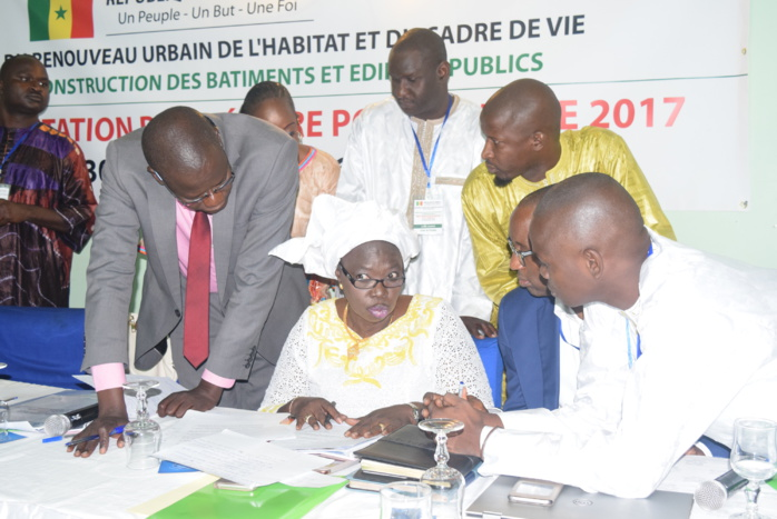 SOCÉ DIONNE DIOP, DG DE L'ACBEP : « 2018 sera l'année des inaugurations pour Macky Sall »