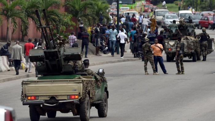 Côte d'Ivoire : échanges de tirs entre militaires et combattants du CCDO à Bouaké