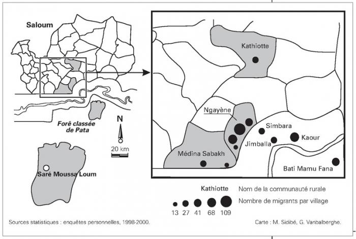 Ngayène Sabakh : Une commune de 32 mille habitants sans électricité