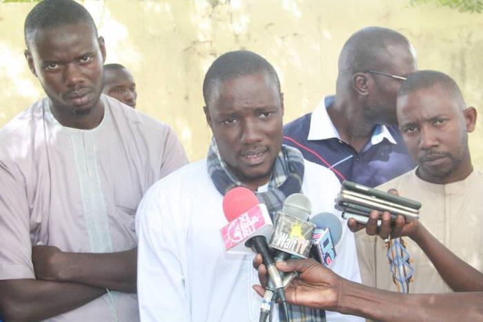 MBACKÉ - Le professeur Lamine Fall (PDS) considère que son parti n'est pas concerné par l'intronisation d'Idy par Bamba Fall